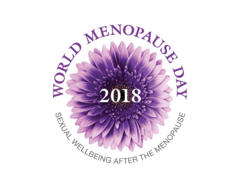 18 October 2018: Why World Menopause Day matters by Dr. Newson